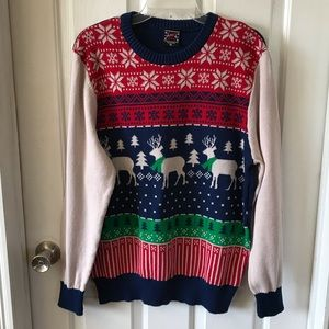 Well Worn | Holiday Sweater Sz XL